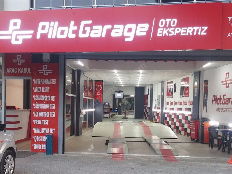 Ümraniye Pilot Garage Firması